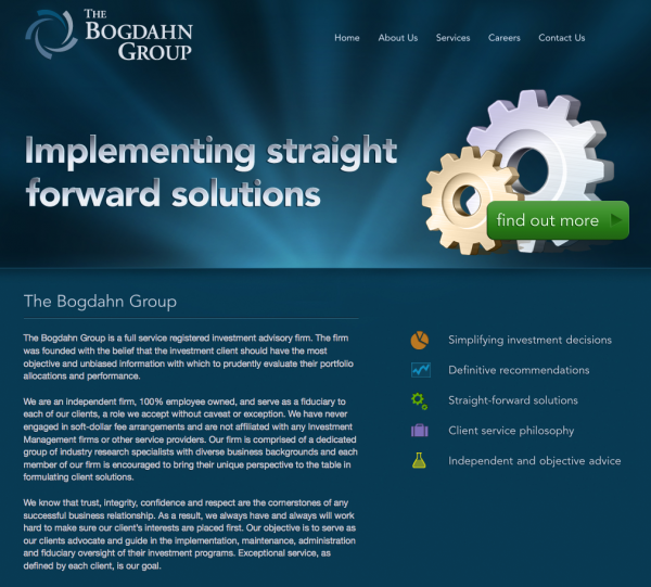The Bogdahn Group Home Page