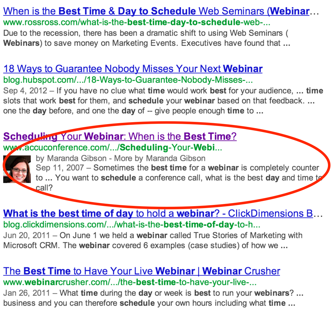 A Practical Content Marketing Example Findsome Winmore – Sample Marketing Schedule