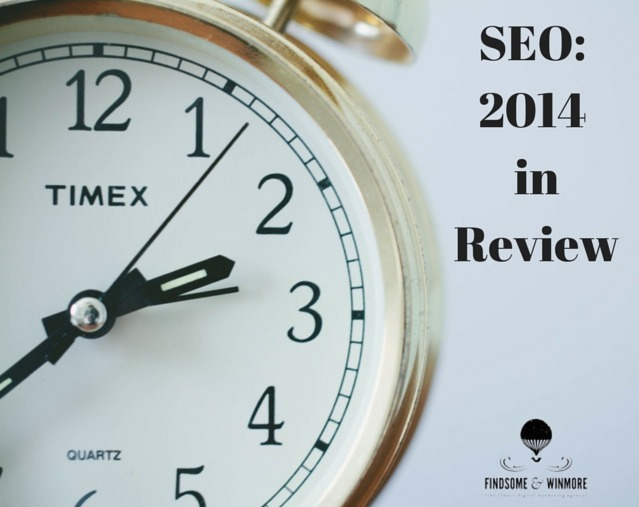 2014 SEO changes
