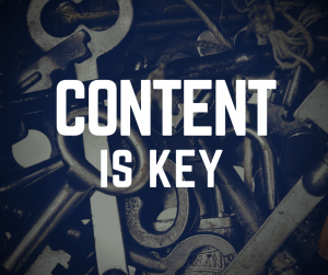 Content-is-Key