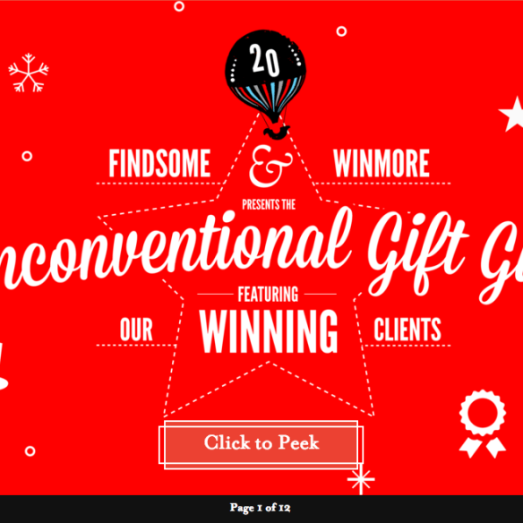 The Unconventional Gift Guide