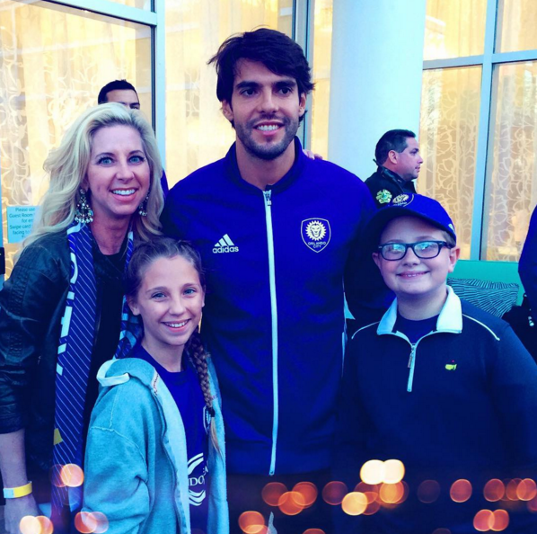 Lafferman Family with Kaka
