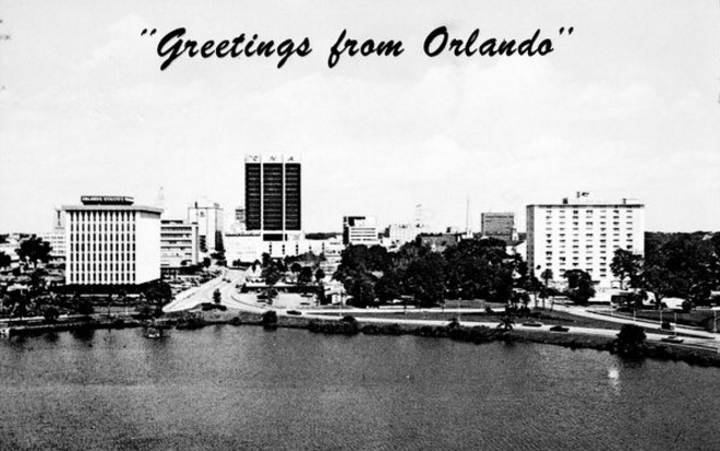 Greetings from Orlando