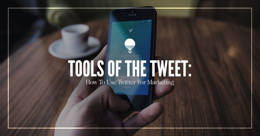 Twitter Tools of the Tweet