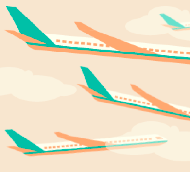 Illustrated Airplanes
