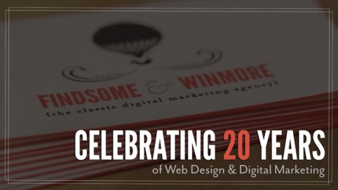 20 Years of Web Design and Digital Marketing